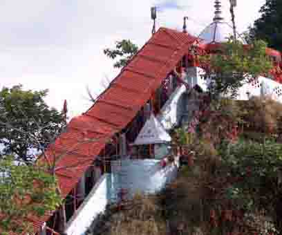 Garjiya Devi Temple in Jim Corbett
