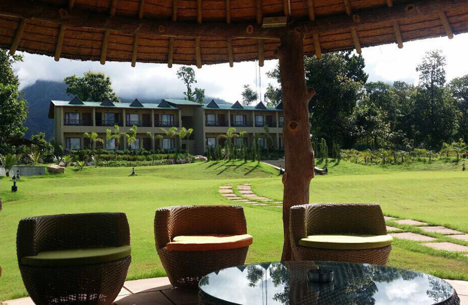 sitabani jungle and spa resort